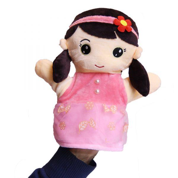 عروسک نمایشی دستی