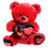 عروسک ولنتاین تدی قلب بدست