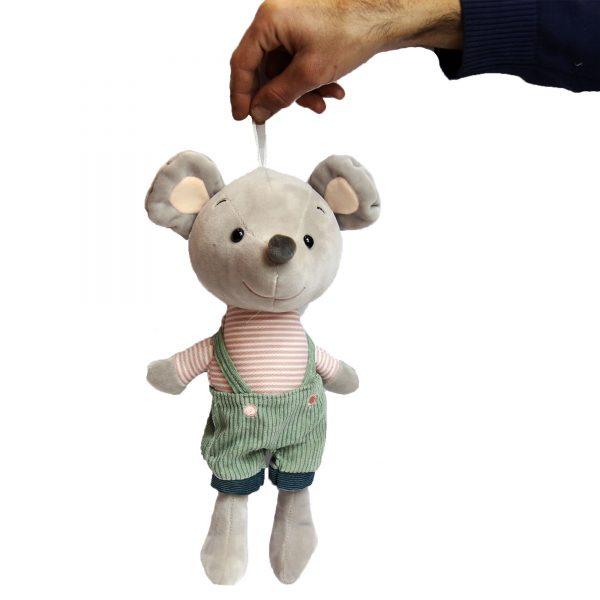 عروسک موش لباسدار (پسر)