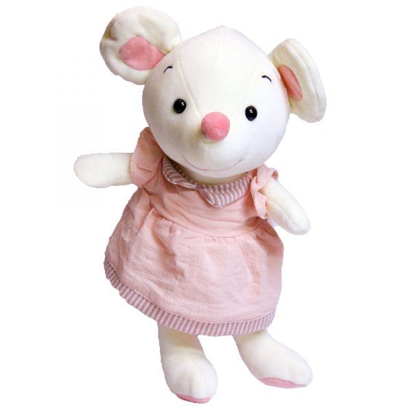 عروسک موش لباسدار (دختر)