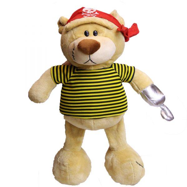 عروسک پولیشی تدی دزد دزیایی