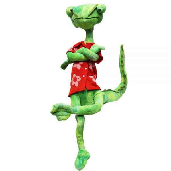 عروسک شخصیت رنگو rango
