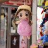 عروسک دختر کلاه انگلیسی