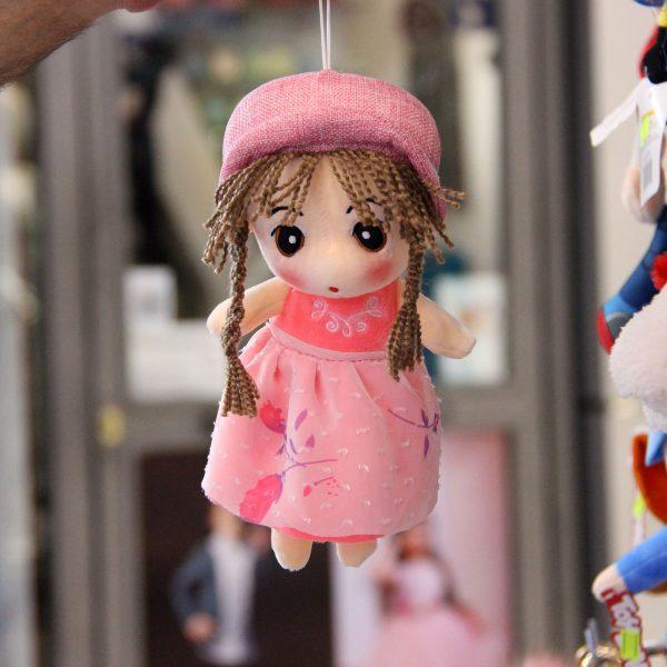 عروسک دختر کلاه انگلیسی ss3