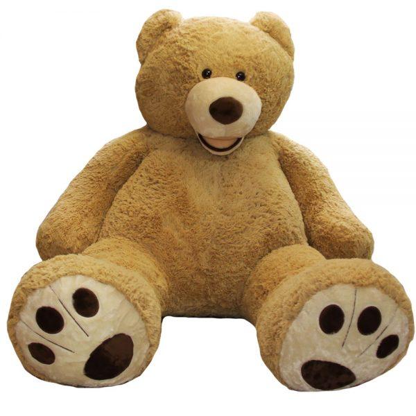 عروسک خرس بزرگ ۳ متری