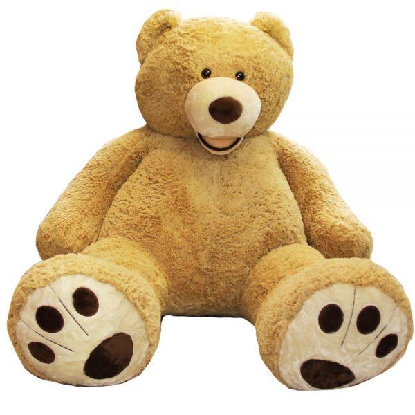 عروسک خرس بزرگ گریزلی دو متری