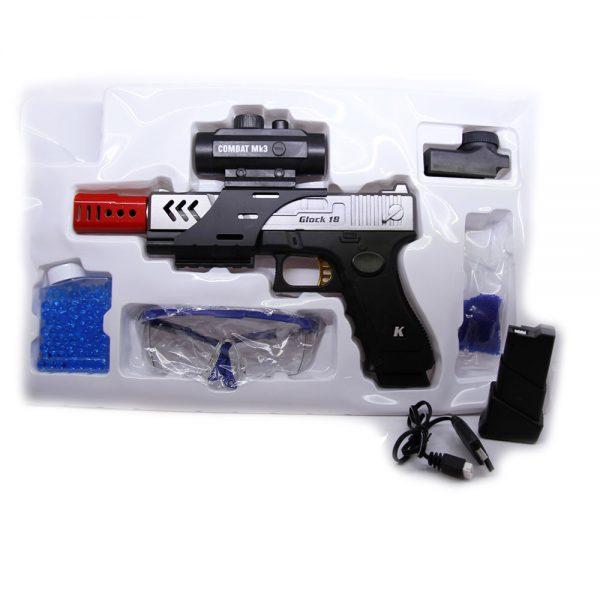 اسباب بازی تفنگ اتوماتیک شارژی