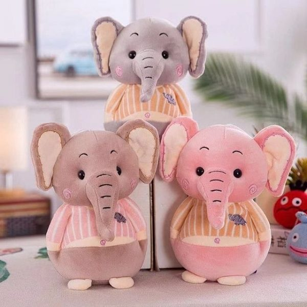 عروسک پولیشی فیل دست به جیب