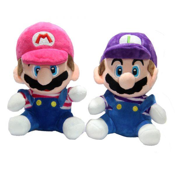 عروسک شخصیت ماریو قارچ خور