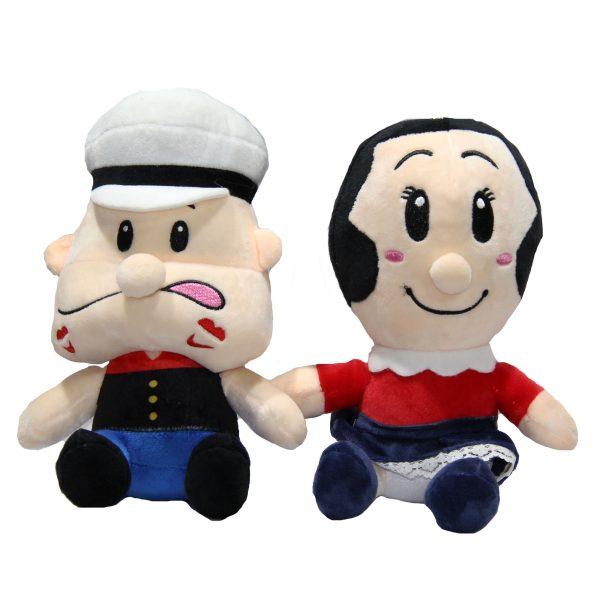 عروسک شخصیت ملوان زبل