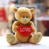 عروسک خرس میتویو تدی ولنتاین