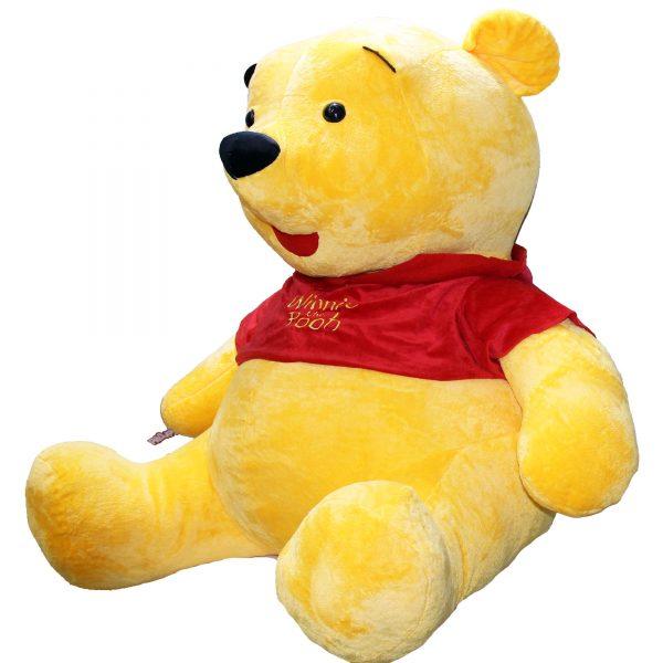 عروسک خرس پوو