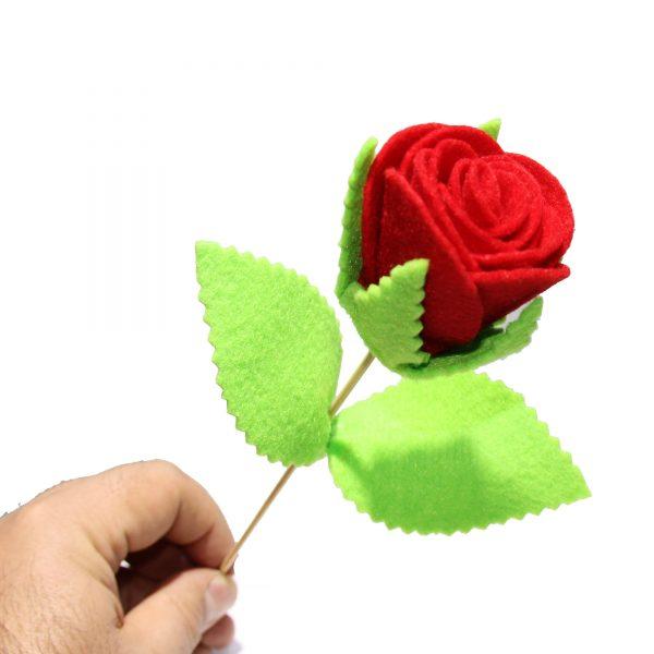 لوازم کادویی گل رز شاخه ای