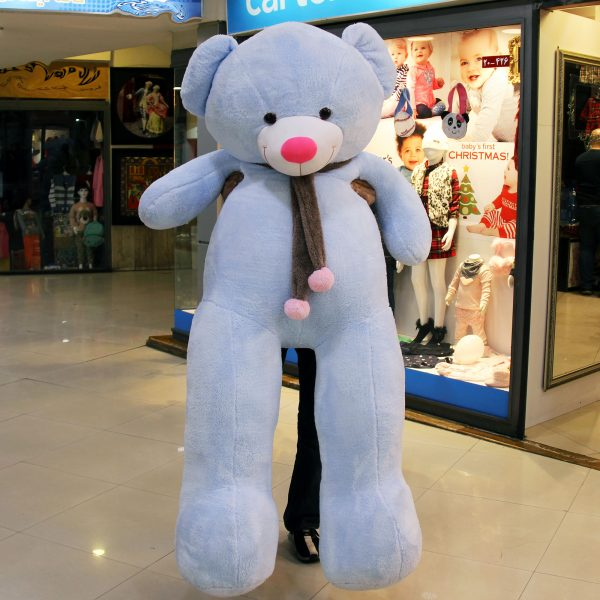 عروسک خرس بزرگ 2 متری
