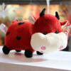 عروسک ولنتاین گاو قرمز
