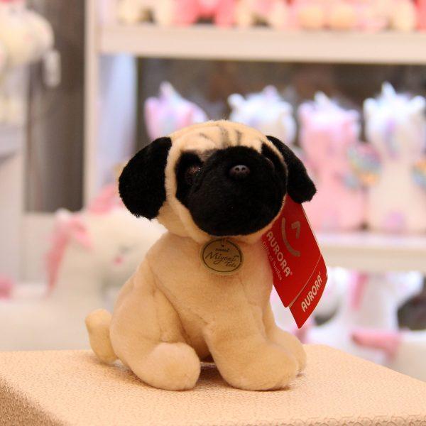 عروسک سگ پاگ آرورا