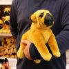 عروسک سگ پاگ