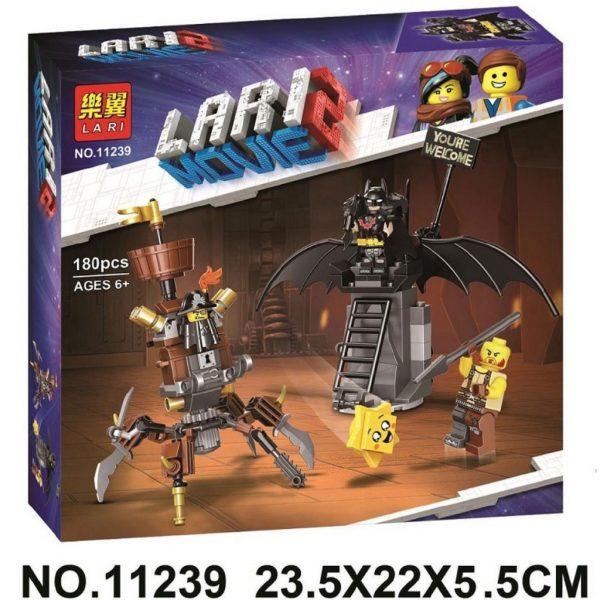 لگو ساختنی بتمن و دزد دریایی lari11239