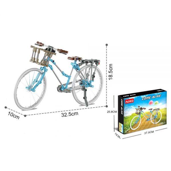 لگو ساختنی دوچرخه توریستی