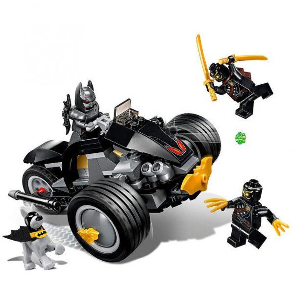 لگو ساختنی موتور سیکلن بتمن bela11021
