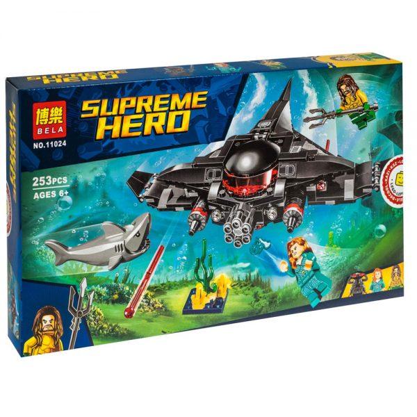 لگو ساختنی زیر دریایی اکوامن bela11024