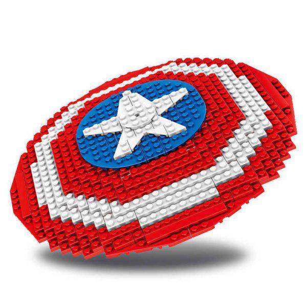 لگو ساختنی سپر کاپیتان امریکا